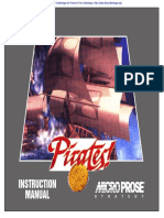 Pirates Gold - Manual