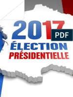 France • election presidentielle • 1er tour dimanche 23 avril 2017  •  professions  de foi & bulletins de vote