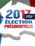 France • election presidentielle • 1er tour dimanche 23 avril 2017  •  professions  de foi & bulletins de vote