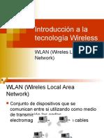 5-Introducción a La Tecnología Wireless
