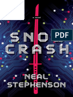Snow Crash 50 Page Friday