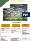 Modelo Geologico