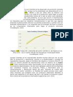Mercado Cosmeticos y Capacidad
