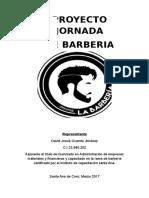 Jornada Barber