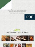Concepto de Arte.ppt Bloque 4