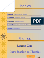 Introduction to Phonic Sounds (1)
