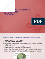 Craniofacial Growth and Development Postnatal Part2