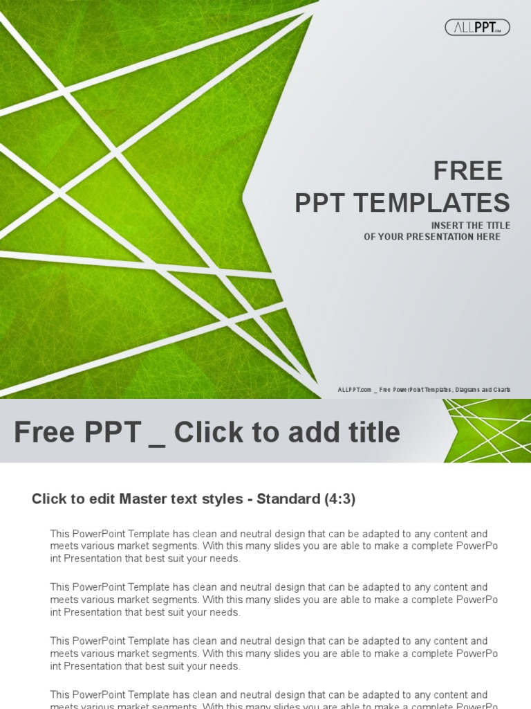 Abstract-green-background-for-streaks-design-PowerPoint