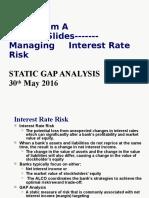 2016 Addendum a PART 2 Slides Managing Interest Rate Risk