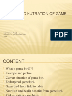 Game Bird Pradip