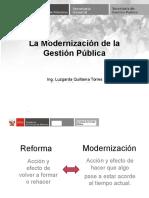 Admi Publica Modernizacion