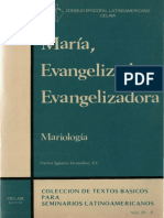 Maria, Evangelizada y Evangeliz - CELAM
