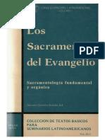 Los Sacramentos Del Evangelio. - CELAM