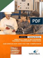 Wlsa Training Programme Catalogue