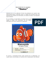 Prototipo Nemo