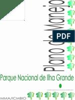 Plano de Manejo - Parque Nacional de Ilha Grande