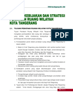 BAB II Tujuan, Kebijakan Dan Strategi