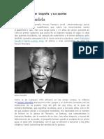 Historia de Un Líder Biografia y Sus Aportes
