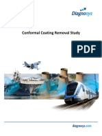 Conformal Coating Removal Study