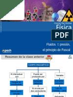 Clase 06 Electivo Fluidos I Presión, El Principio de Pascal 2015