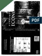 Fundamentos Da Economia - 2 Edição