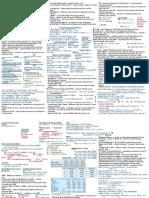 Finance Cheat Sheet (1)