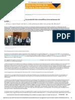 PTC Se Développe à l'International Avec La CCI Paris IdF