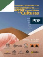 Cuerpos Colombia Programa