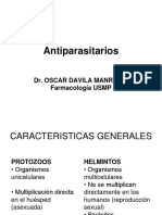 Antiparasitarios USMP 1