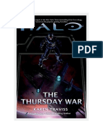 Halo - The Thrusday War