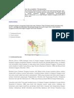 Stratigrafi Daerah Sulawesi Tenggara