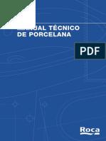 ROCA Manual Tecnico Porcelana