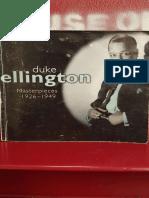 Duke Ellington Masterpieces
