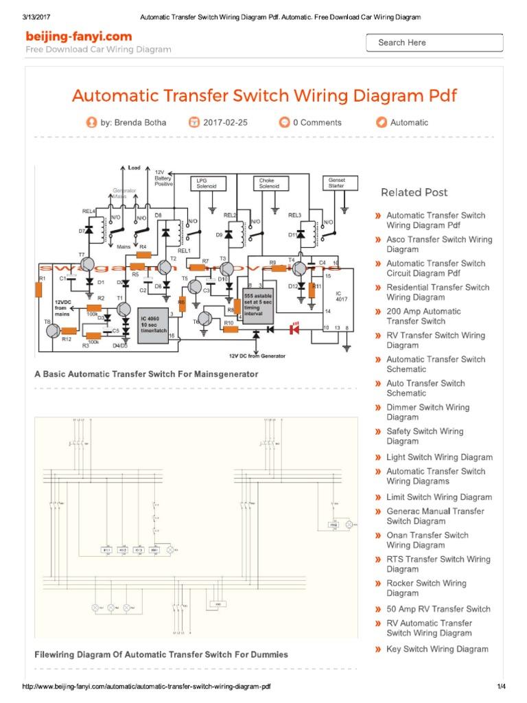 Free Download Wiring Diagram