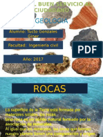 Diapositiva Para Enviar Rocas