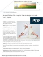 A Meditation for Couples_ Kirtan Kriya to Clear the Clouds_Kundalini