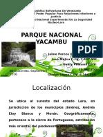 Presentacion Parque Yacambu
