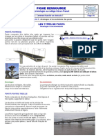 5eme Ci4 3 Ressource Les Types de Ponts