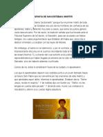 Biografia de San Esteban