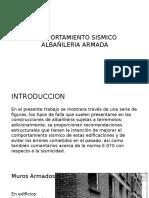 Alabañileria Armada