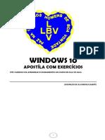 Apostila Windows 10