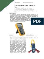 Instrumentos de Medicion Elctrónica
