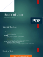 Book of Job Notes