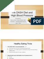 dash diet and hypertensionrs