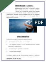 LA ADMINISTRACION Y LOGISTICA 3.docx