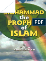 Muhammad the Prophet of Islam