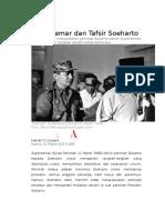 Supersemar Dan Tafsir Soeharto