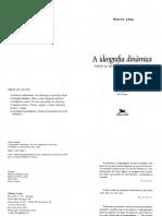Lévy, Pierre - A Ideografia Dinâmica_rumo a Uma Imaginação Artificial