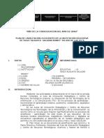 Plan de Capacitación a Docentes de La Ie. Augusto
