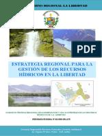 3. Estrategia Regional Para La Gestión de Los Recursos Hídricos en La Libertad
